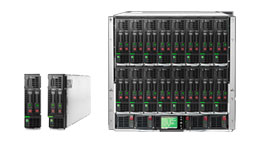 Hewlett Packard Enterprise BL serie