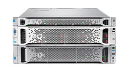 Hewlett Packard Enterprise DL serie