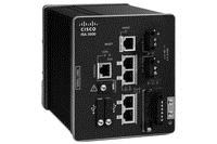 Cisco Industrial Security Appliance 3000 2 copper 2 fiber