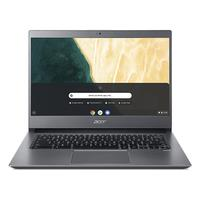 Acer Chromebook CB714-1WT-52QC 14 inch Core i5 8GB 128GB SSD touch - Grijs