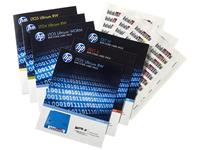 HPE LTO-7 Ultrium RW Barcode Label Pack