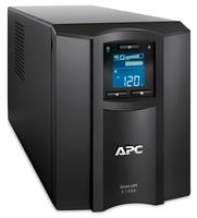 APC Smart-UPS SMC1500IC - Noodstroomvoeding 8x C13 uitgang, USB, Smart Connect, 1500VA