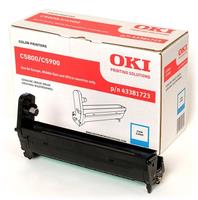 OKI Drum/Cyan 20000 sheets for C5800/5900