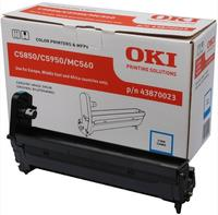 OKI Drum/Cyan 20000 sheets for C5850/5950