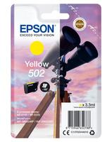 EPSON Singlepack Yellow 502 Ink SEC