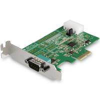 Card - 1 Port RS232 Serial Adapter PCIe